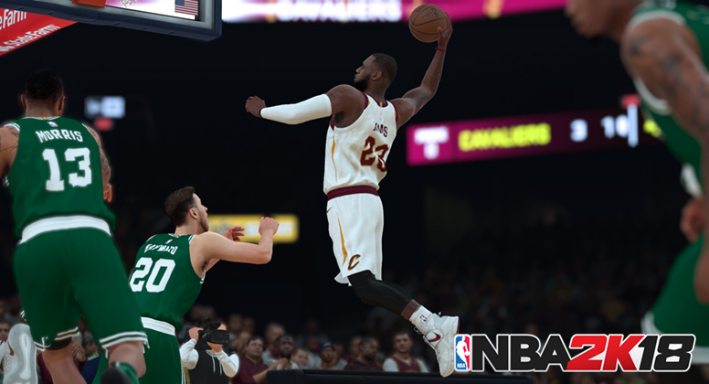 Xbox One X 4k Magic: NBA 2K18 Patch 5 Dribbles Out On PS4, Full Patch Notes Listed