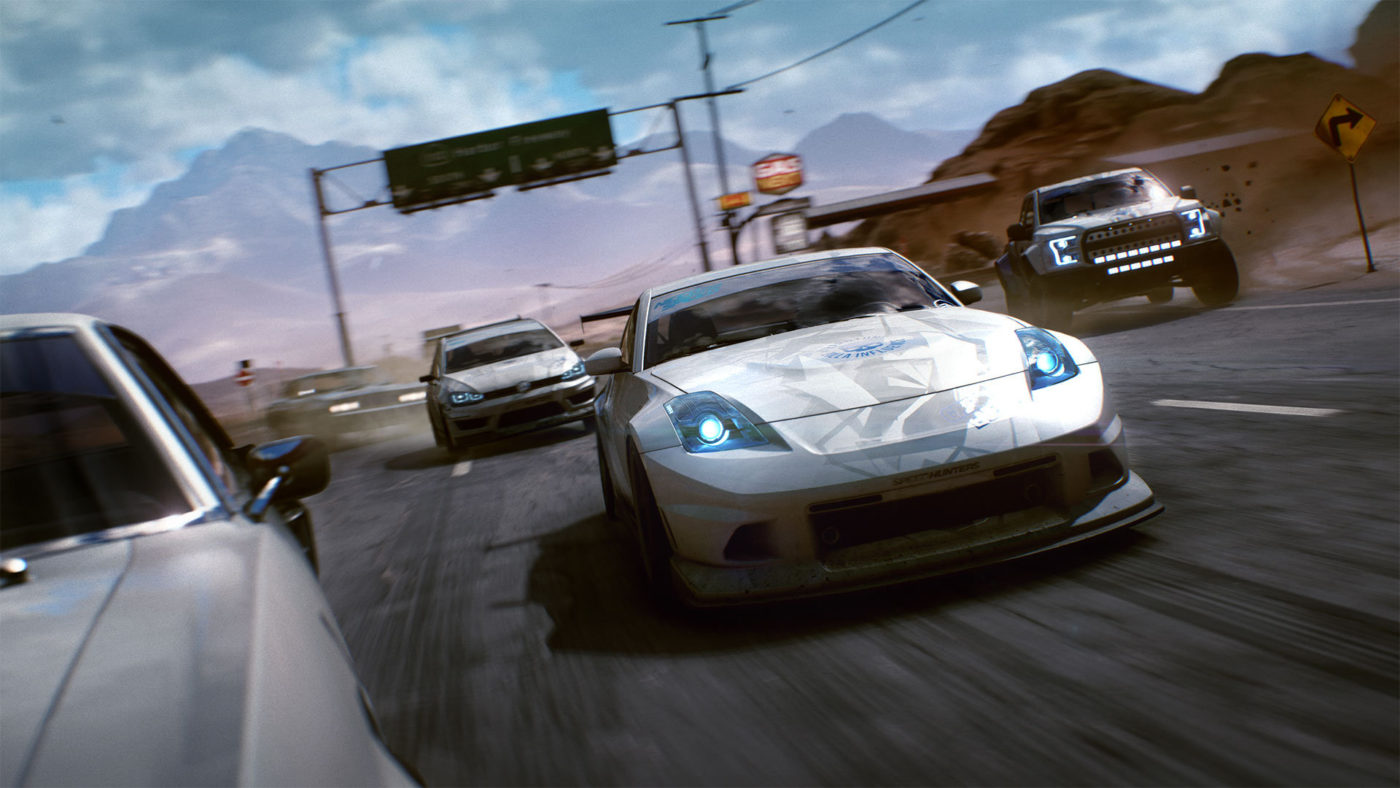 Need for Speed Payback Trailer Showcases Key Characters & Features
