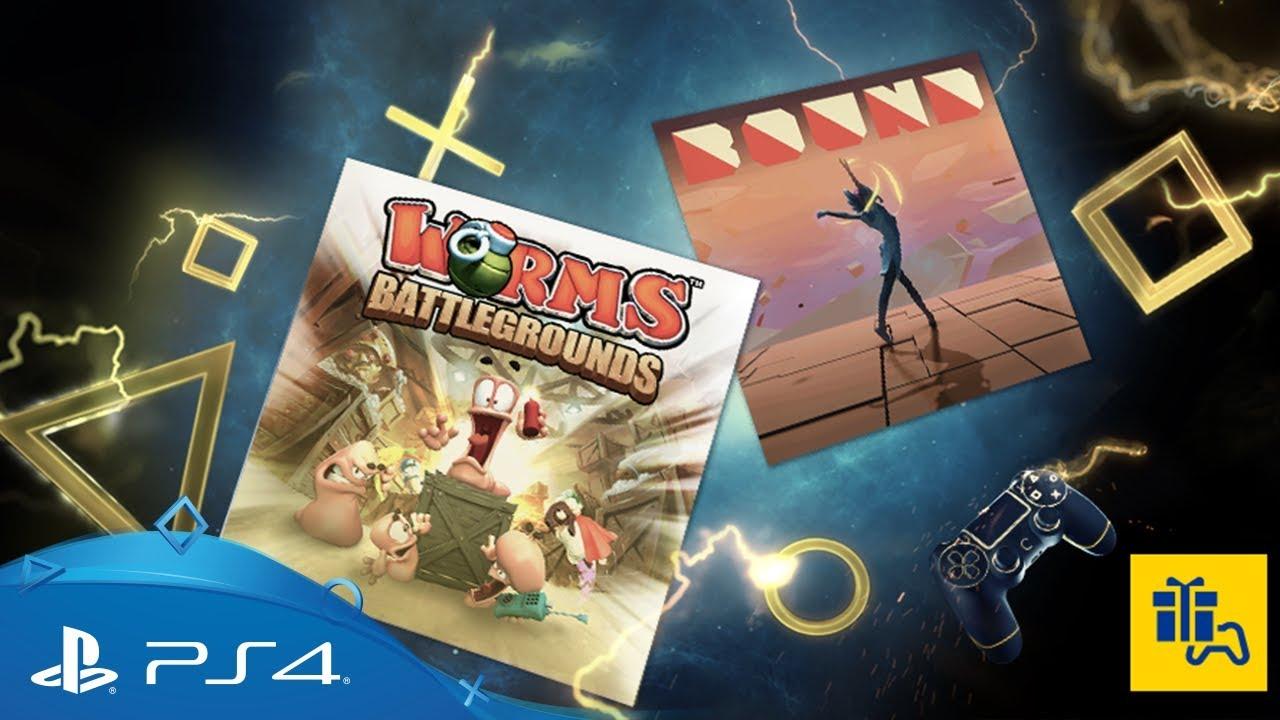 November PS Plus Free Games 2017 NA & EU Announced