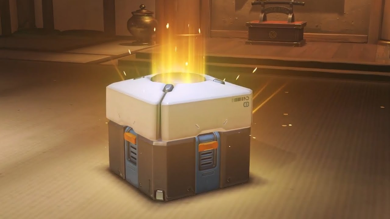 Blizzard Says Loot Box and Gambling Controversy Doesn't Apply to Overwatch
