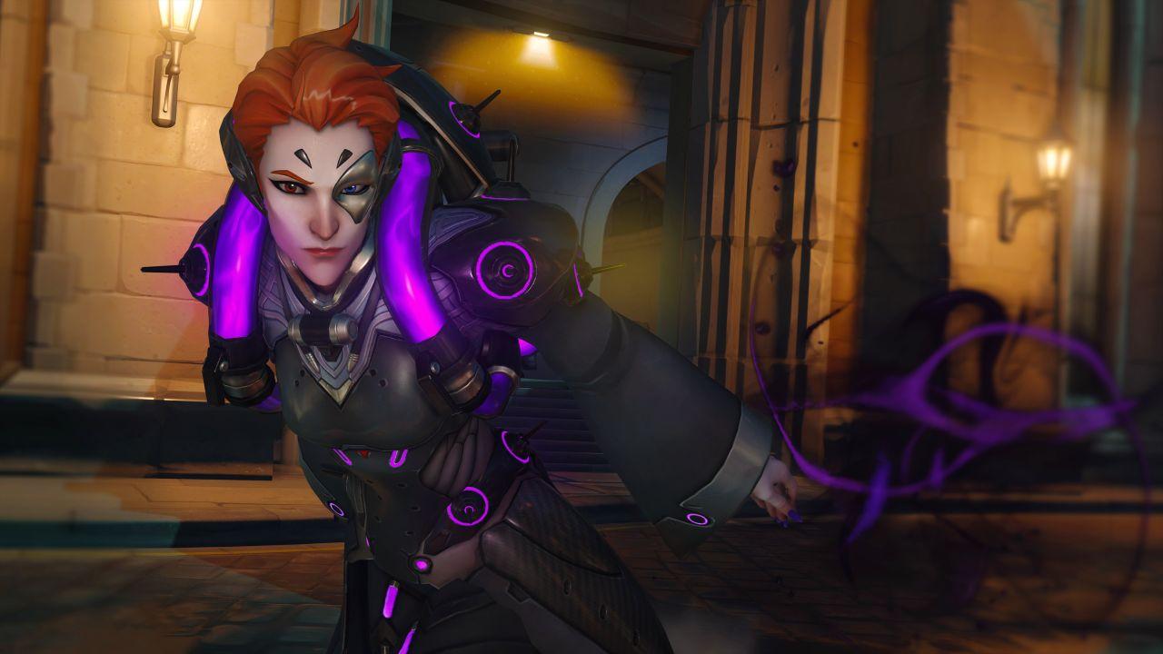 Resultado de imagem para Moira Overwatch