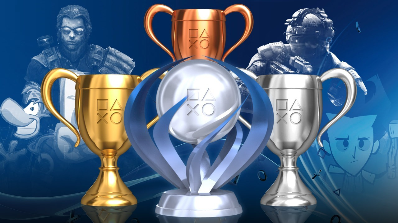 PlayStation Trophies can be used to get free games using Sony Rewards
