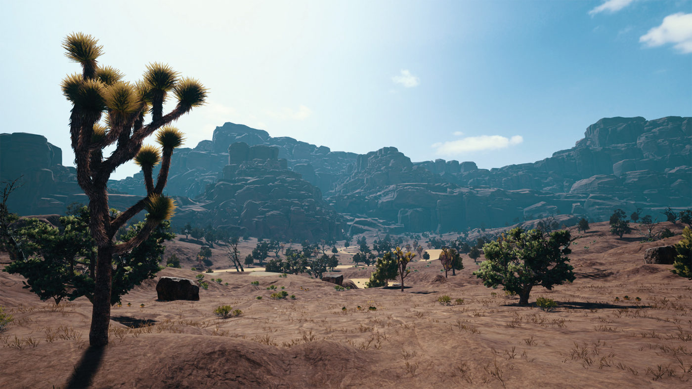 PUBG Desert Map Gameplay Reveal Scheduled For The Game