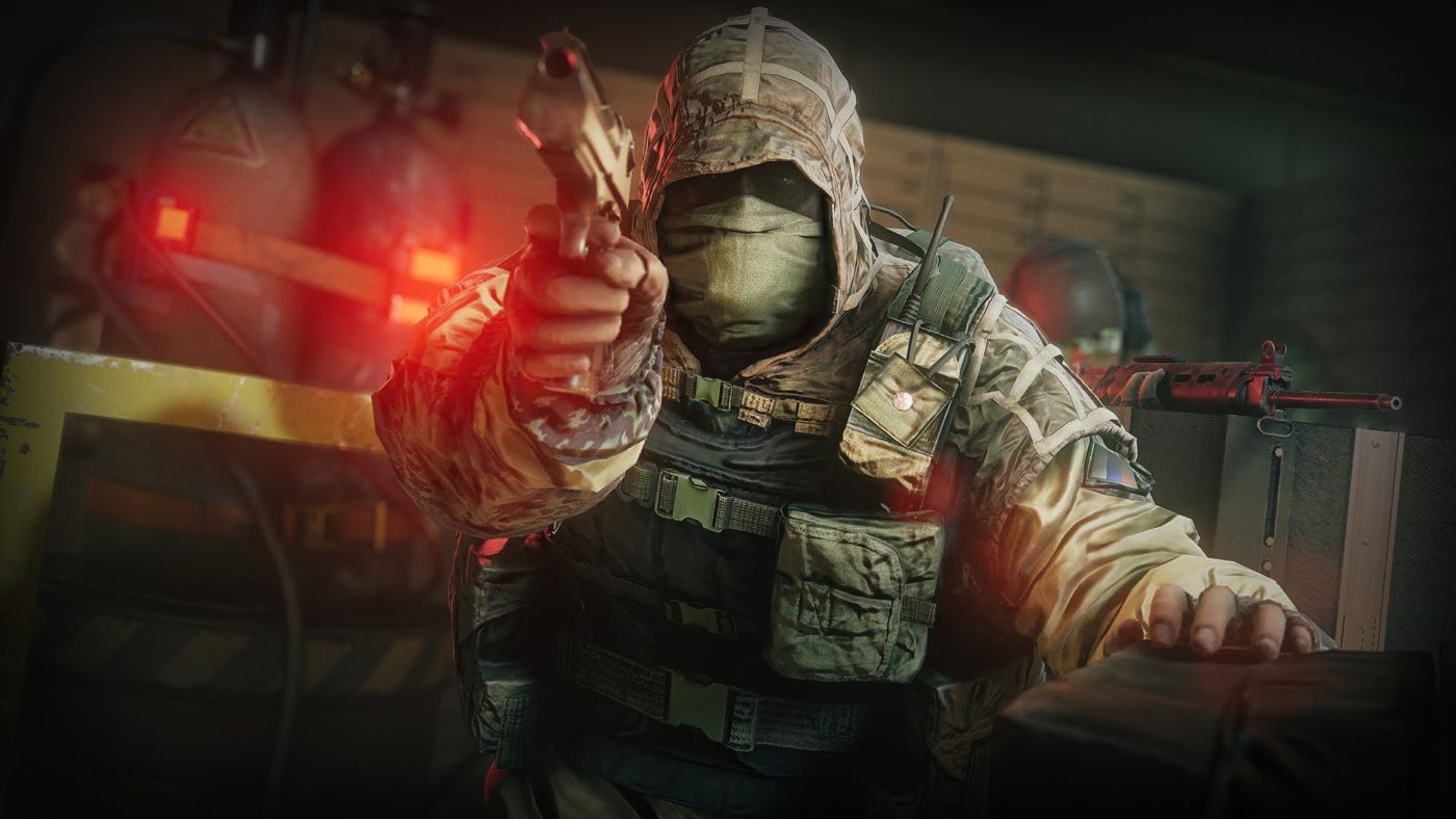 Rainbow Six Siege Report Player for