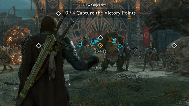 Middle-earth: Shadow of War Multiplayer Endgame Experience After 50 Hours