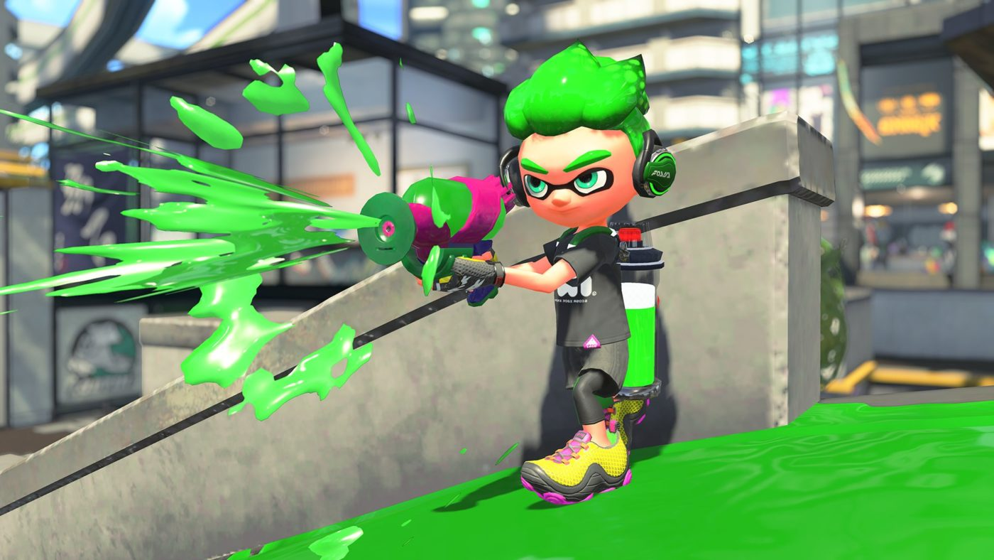 splatoon 2 next update will be huge brings new stages gear more