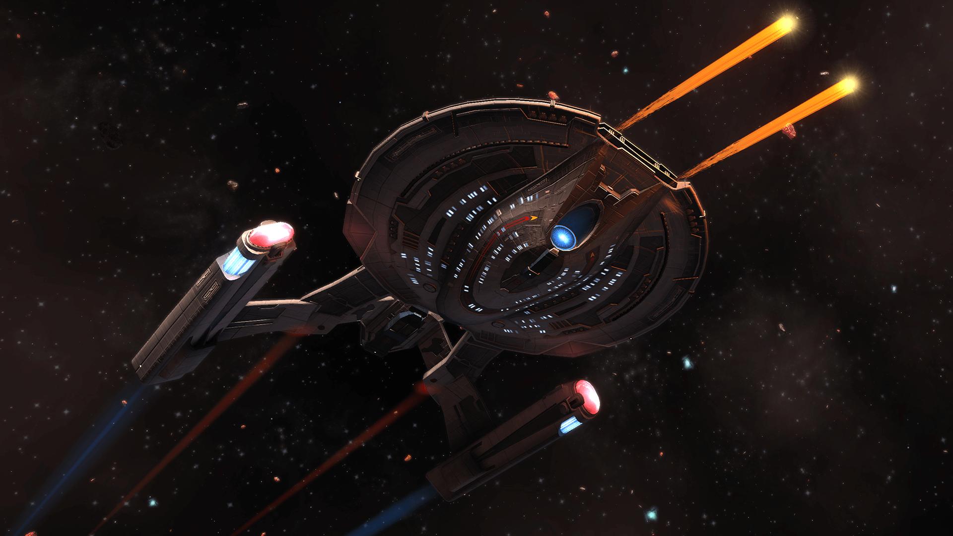 Star trek online part #87 tier 1 starship vote.
