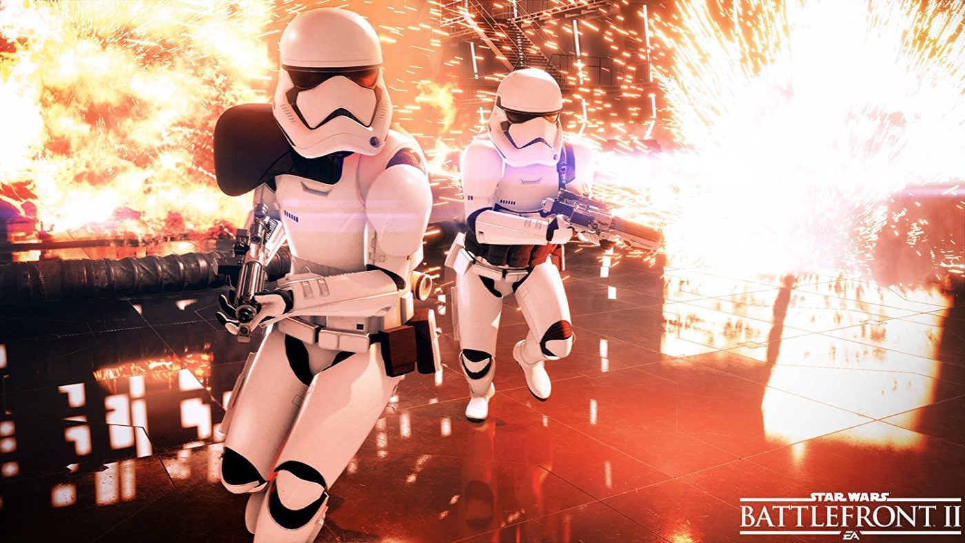 EA outlines Star Wars Battlefront 2 plans - Revamped progression system coming