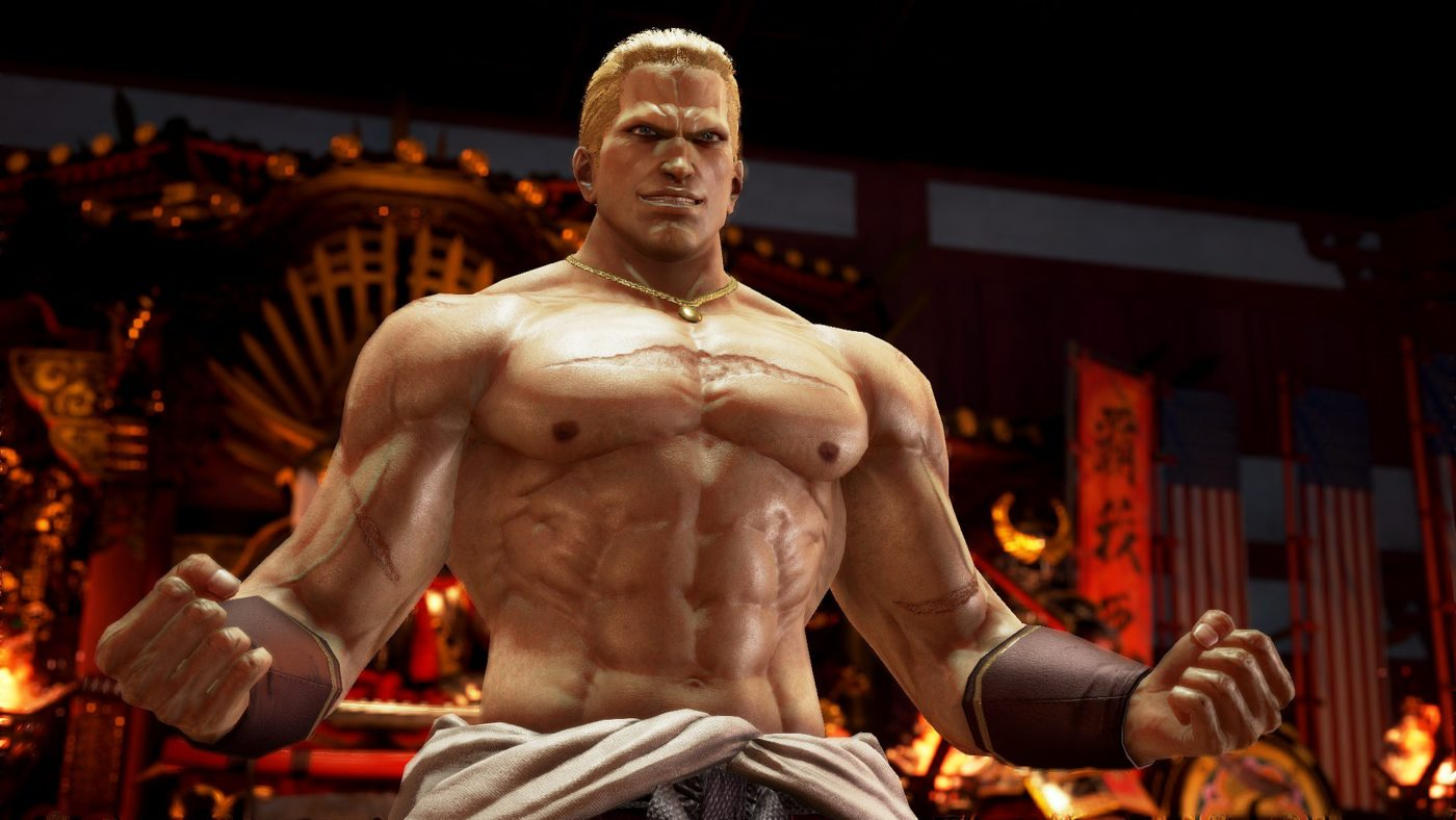 Tekken 7 gets Geese Howard from Fatal Fury tomorrow