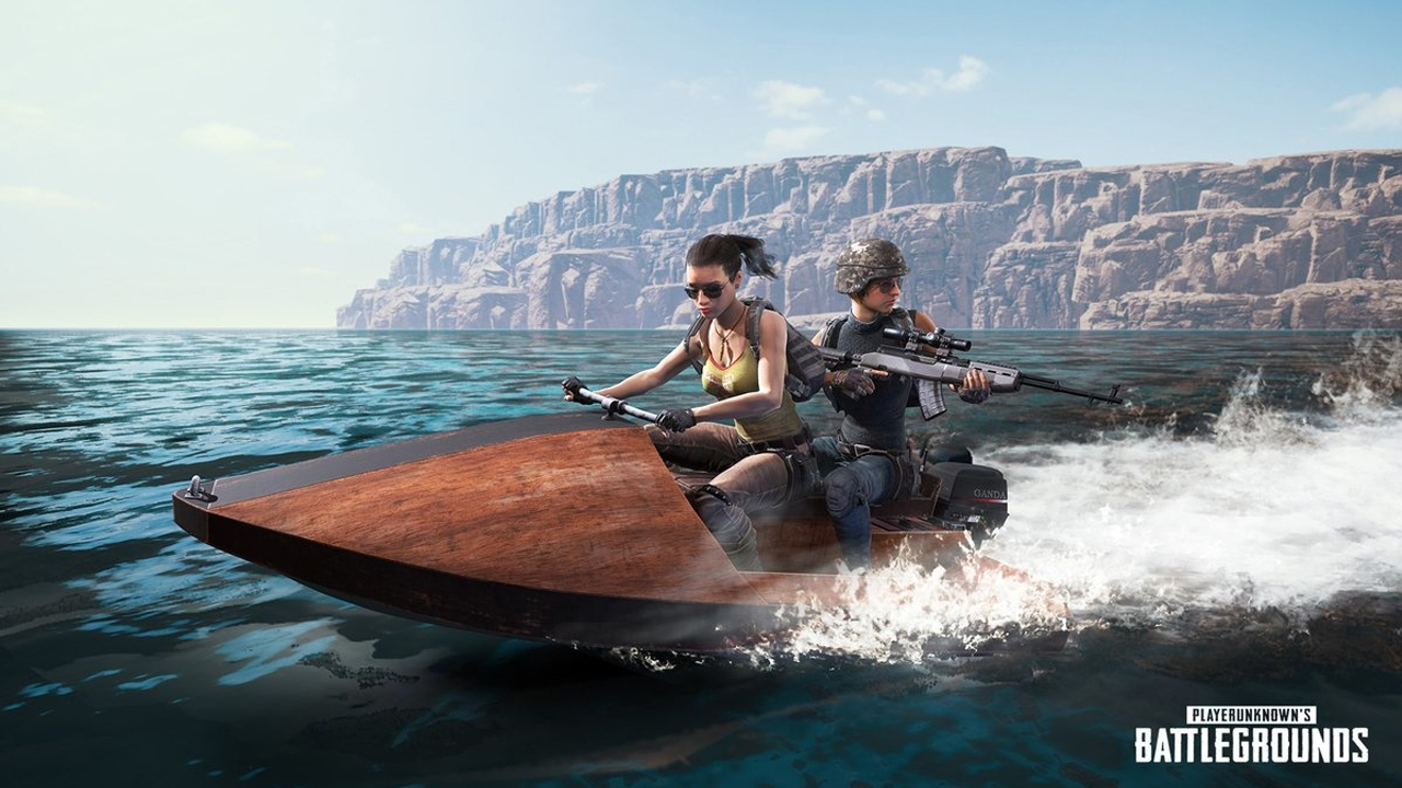 PUBG's desert gameplay trailer also reveals PC 1.0 release date
