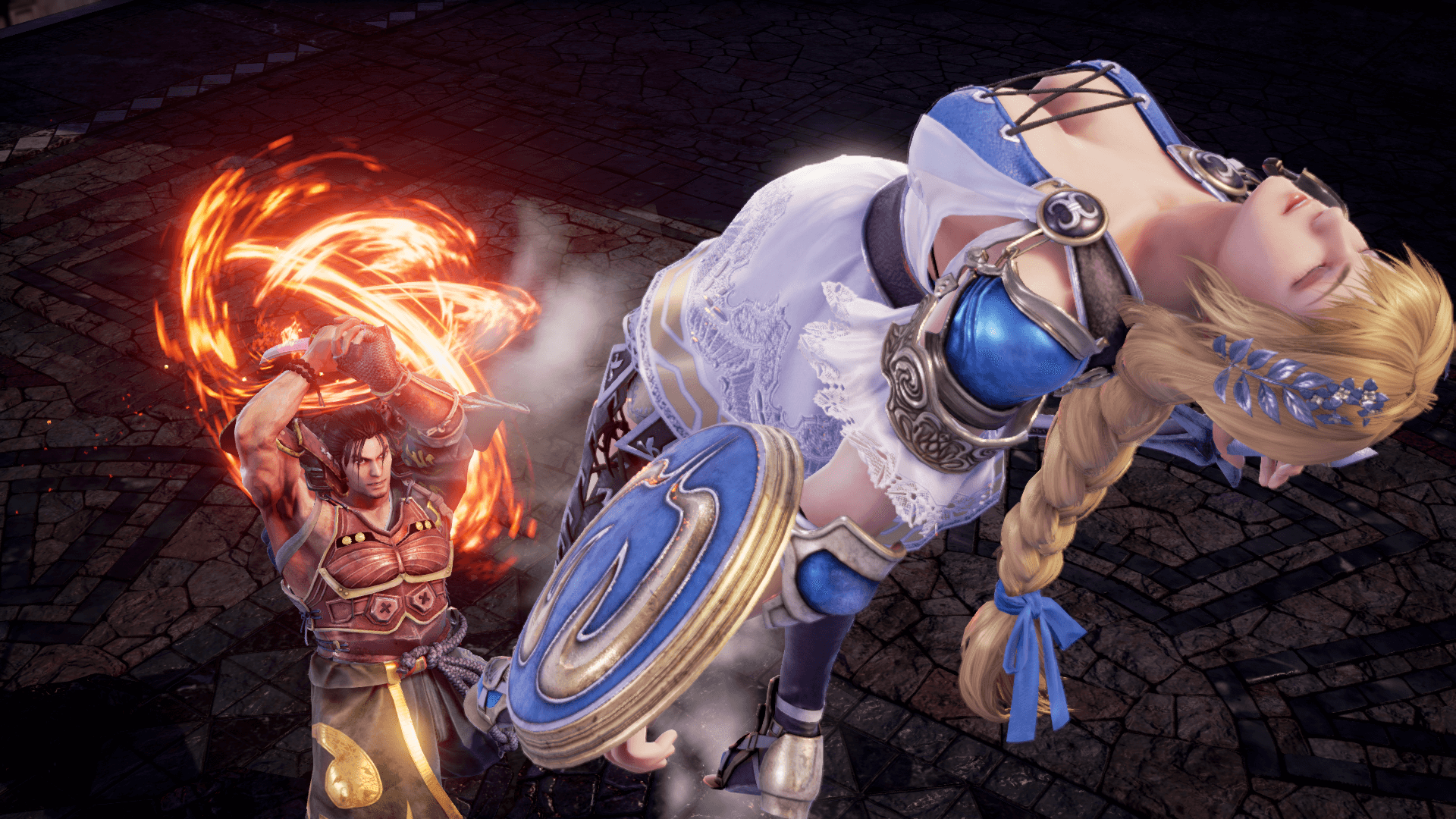 "SoulCalibur VI Gameplay Provides an Extended Look at The ""Reversal Edge"" Battle System"