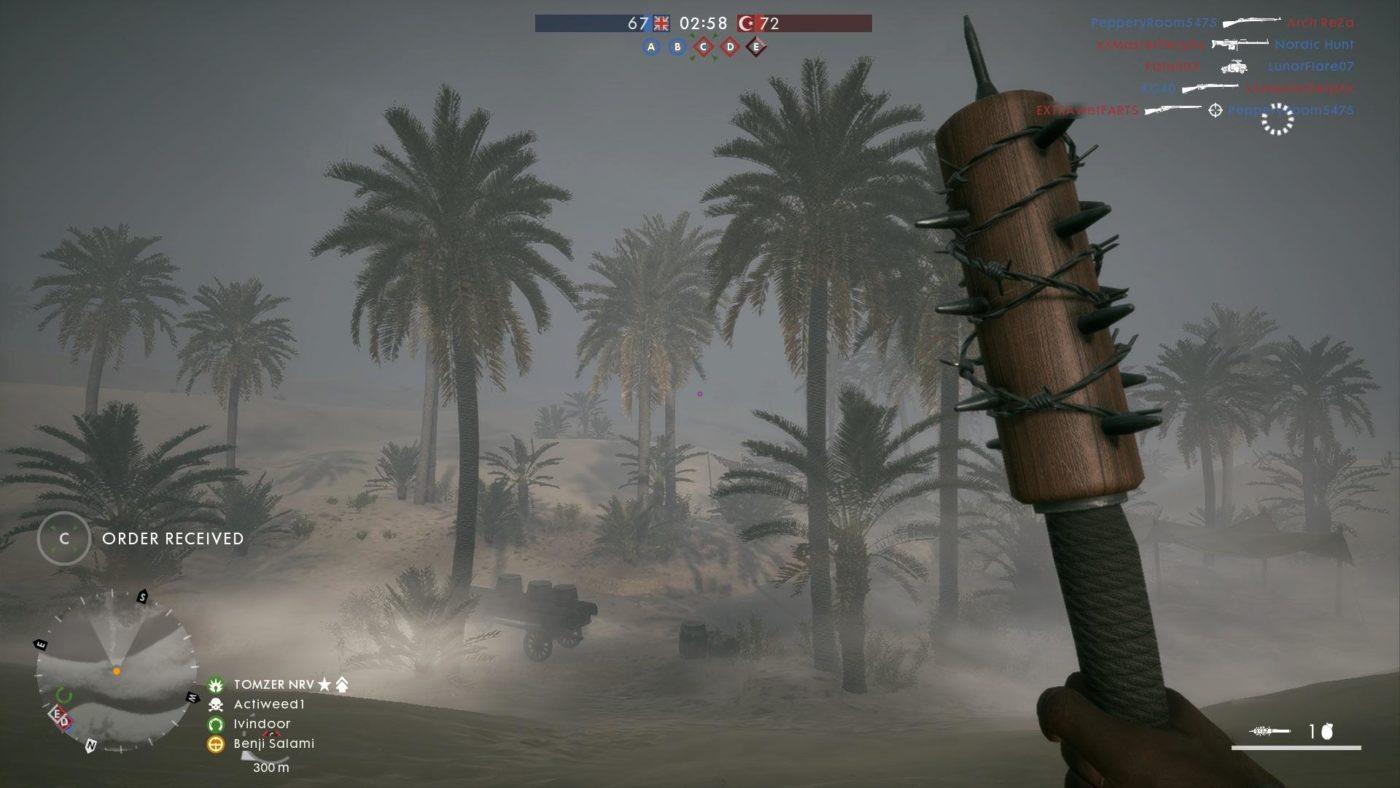 battlefield 1 console cte