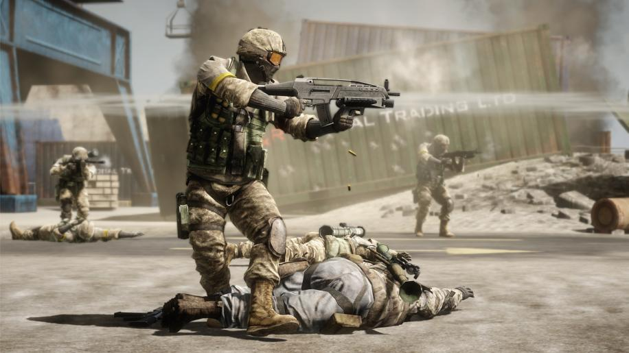 Battlefield's 2018 Title Expected To Be 'Bad Company 3'