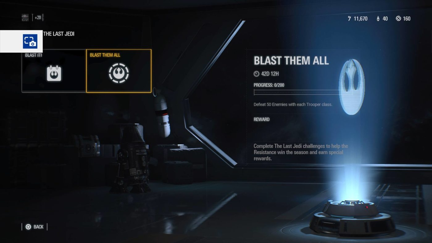 Star Wars Battlefront II The Last Jedi Season Now Live, Here's the First Faction Challenge