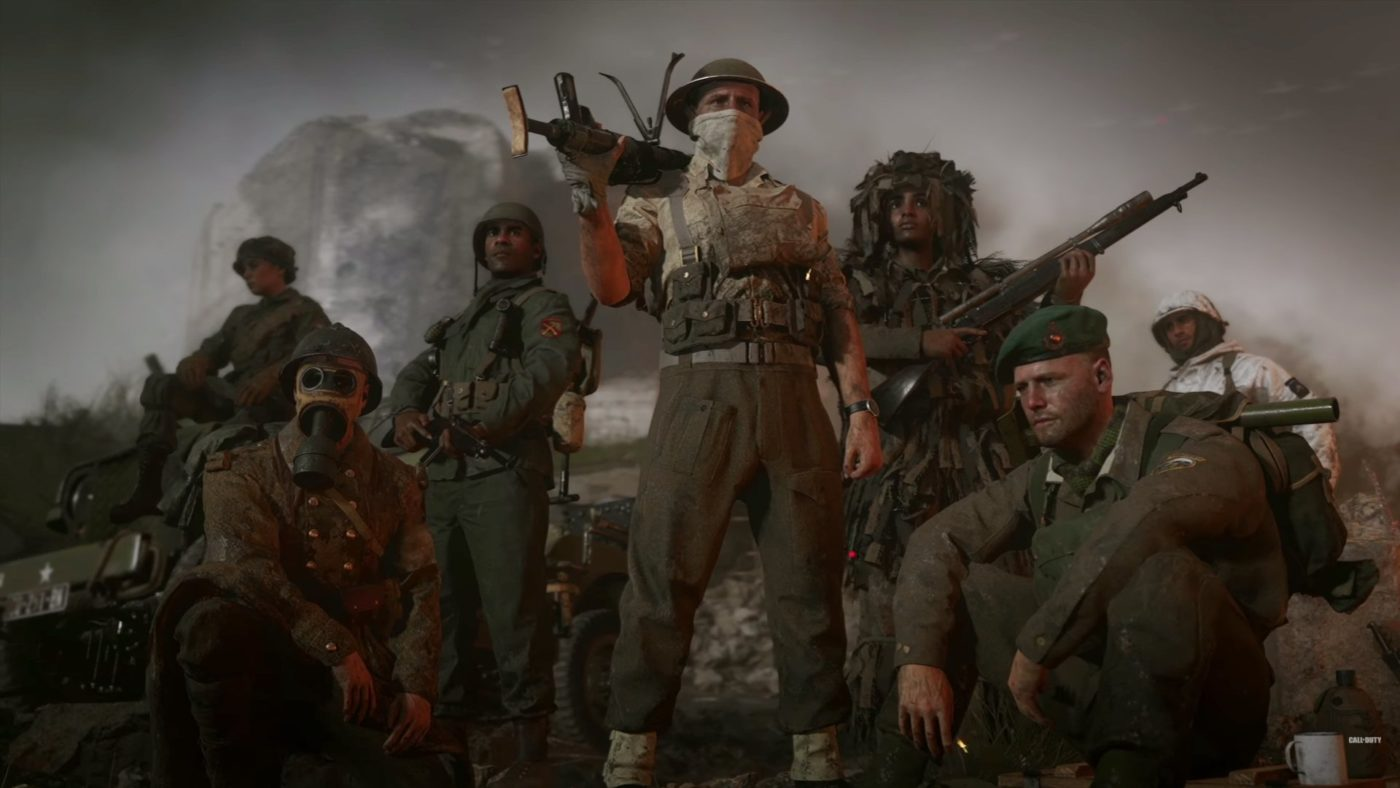 Call of Duty: WWII Resistance Event Set for Launch on January 23