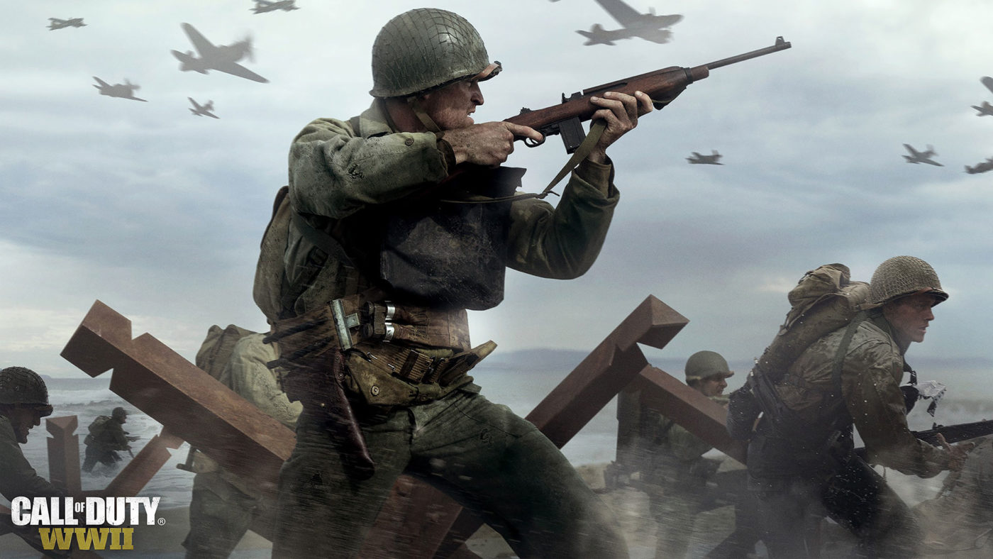 Call of Duty WWII Update Now Live Fixes Ranked Play Issues Adds Mute All Option in HQ & More