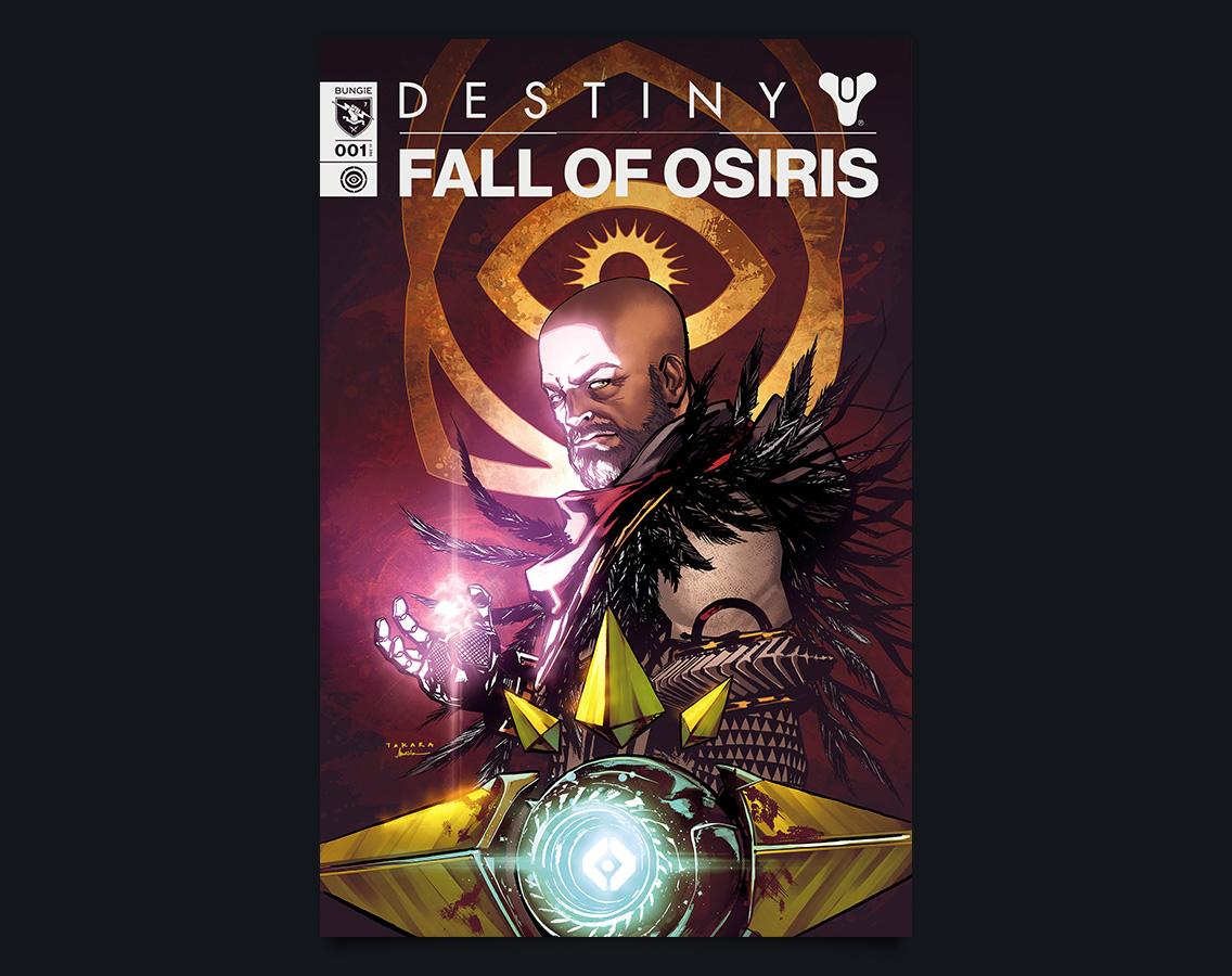 "destiny 2 webcomic, Destiny 2 Webcomic Being Launch Next Week Titled ""Fall of Osiris"", MP1st, MP1st"