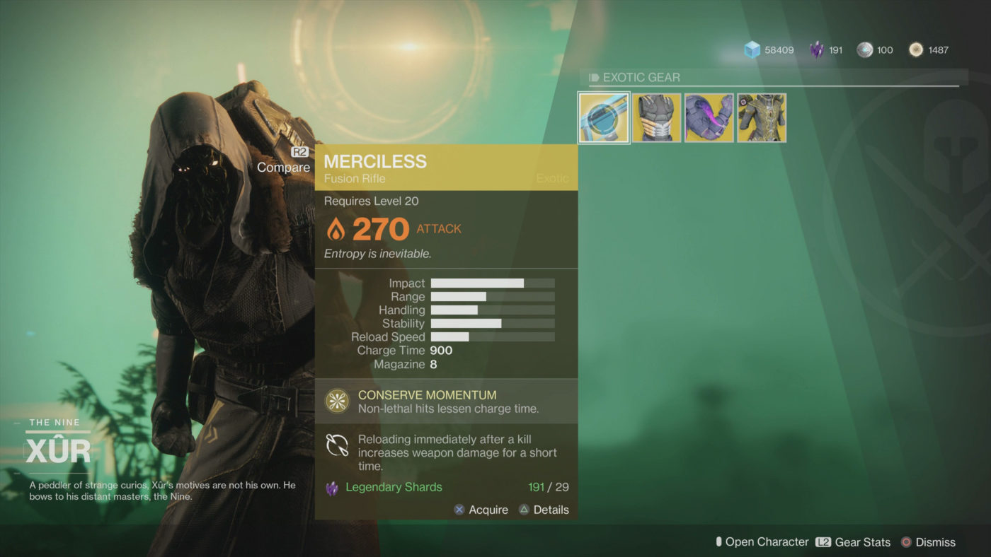 Destiny 2: Curse Of Osiris Content Locked Removed For Vanilla Players