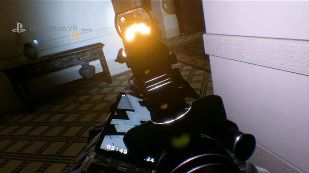 how to show fps in vr
