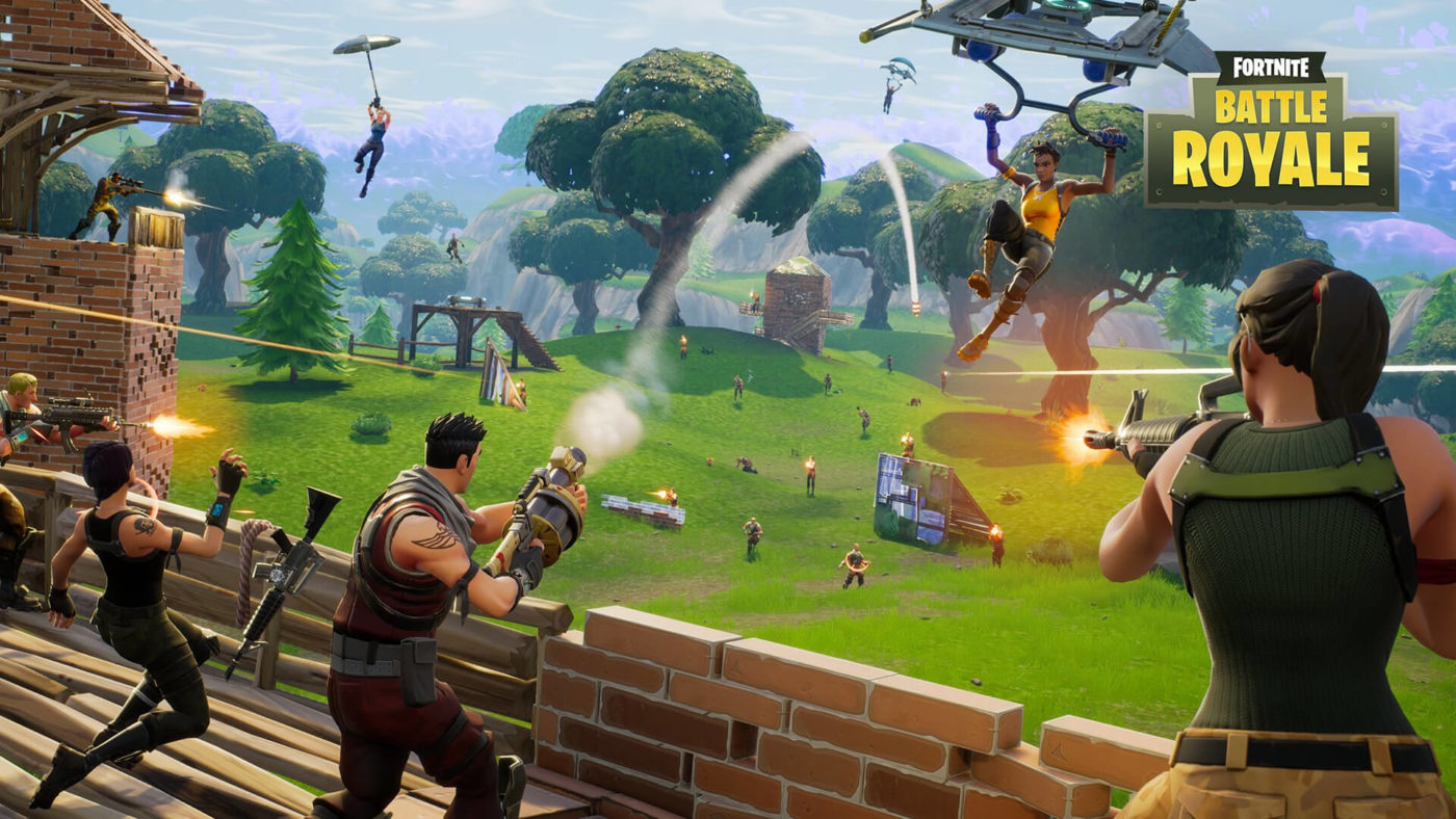 Fortnite 50 Vs 50 Mode Is Returning Epic Games Confirms