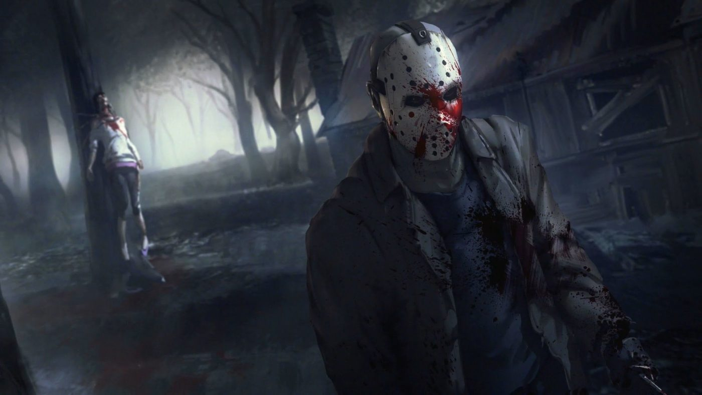 Friday the 13th The Game Update 1.39 November 9
