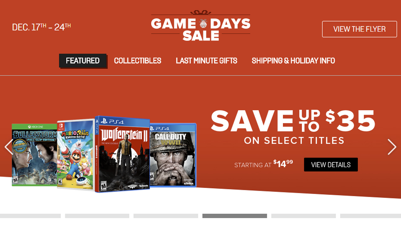 Gamestop release dates in Melbourne