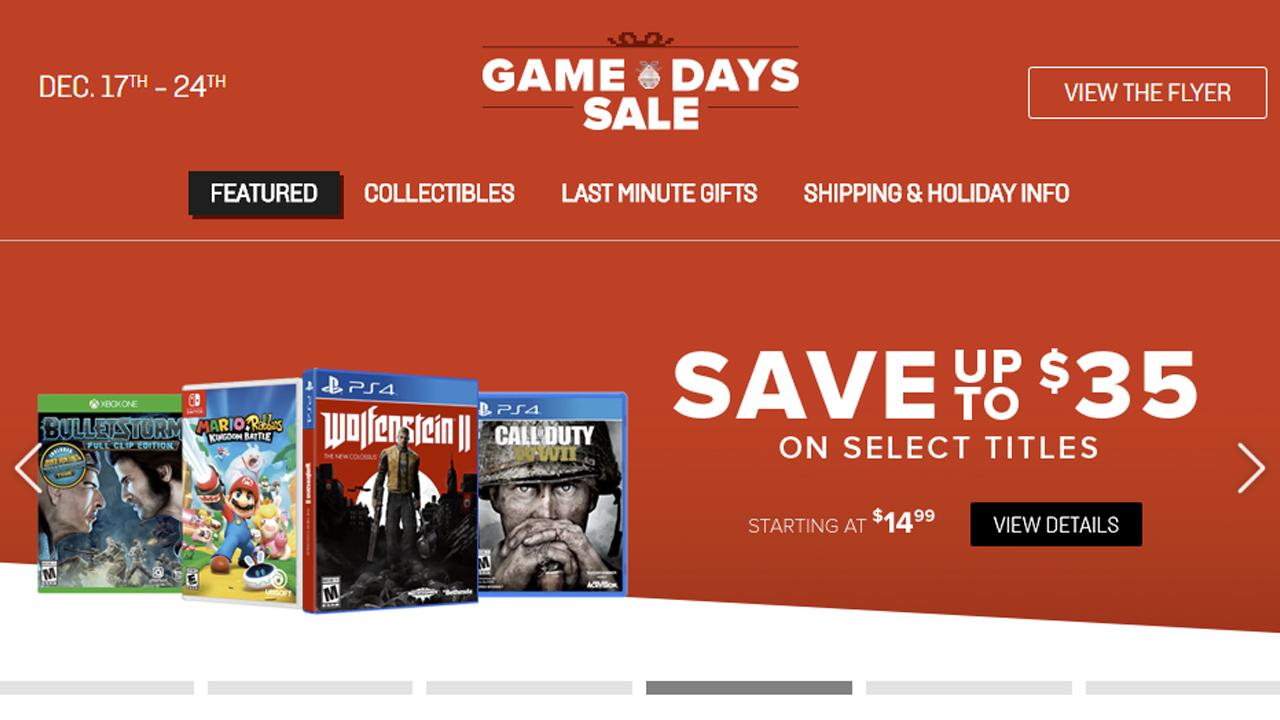 Gamestop release dates in Brisbane