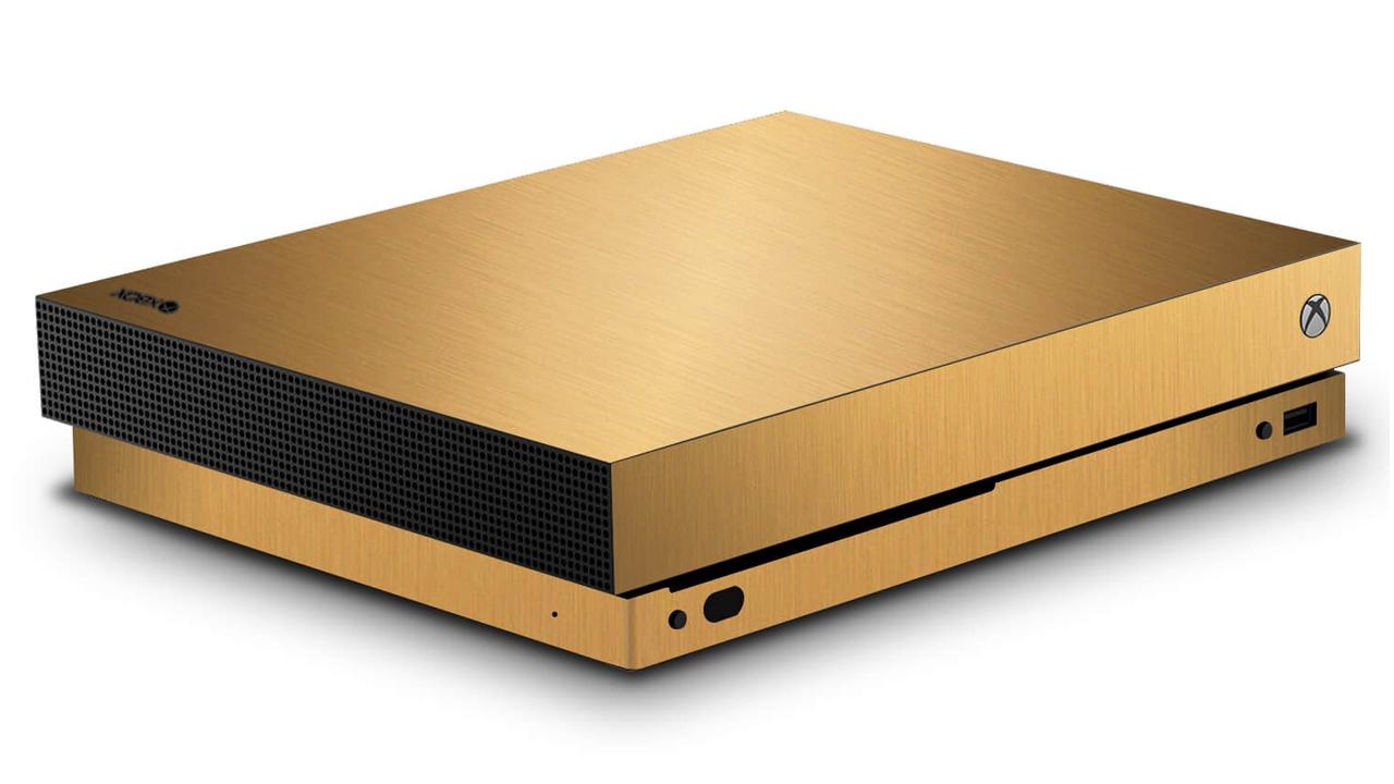 Xbox One Gold Xbox One X Arch...
