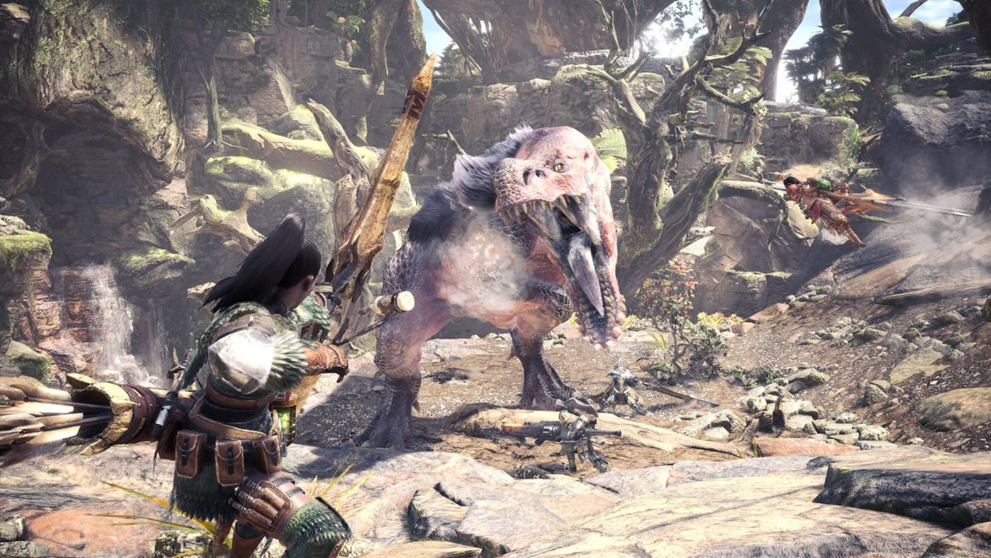 Monster Hunter World Now Fastest Capcom Game to Ship 6 Million Units