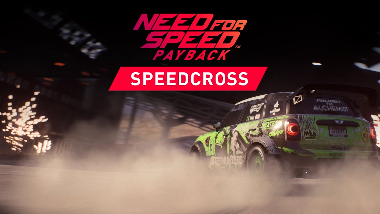 Need For Speed Payback Receives New Cars And Races Before Christmas