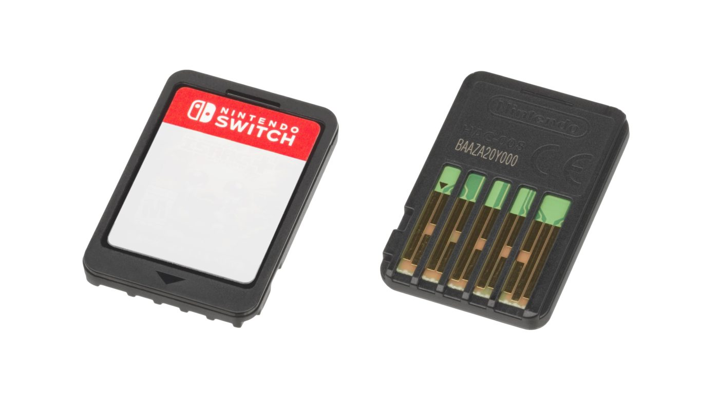 Nintendo won't be rolling out 64GB Switch cartridges until 2019