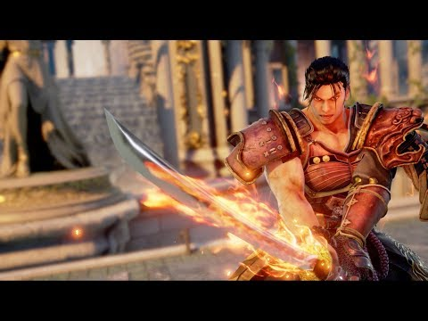 Soulcalibur VI announced for 2018