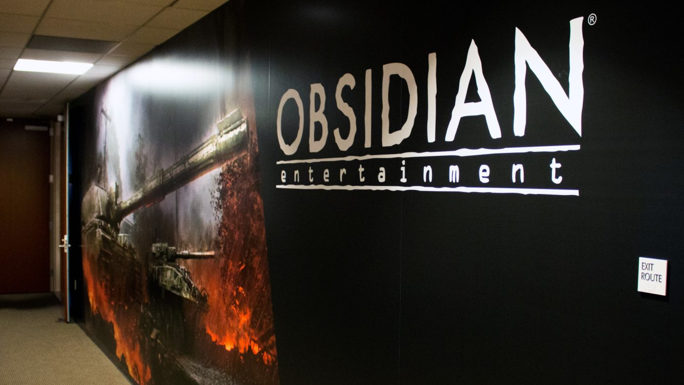 Obsidian's upcoming RPG won't feature microtransactions or loot boxes