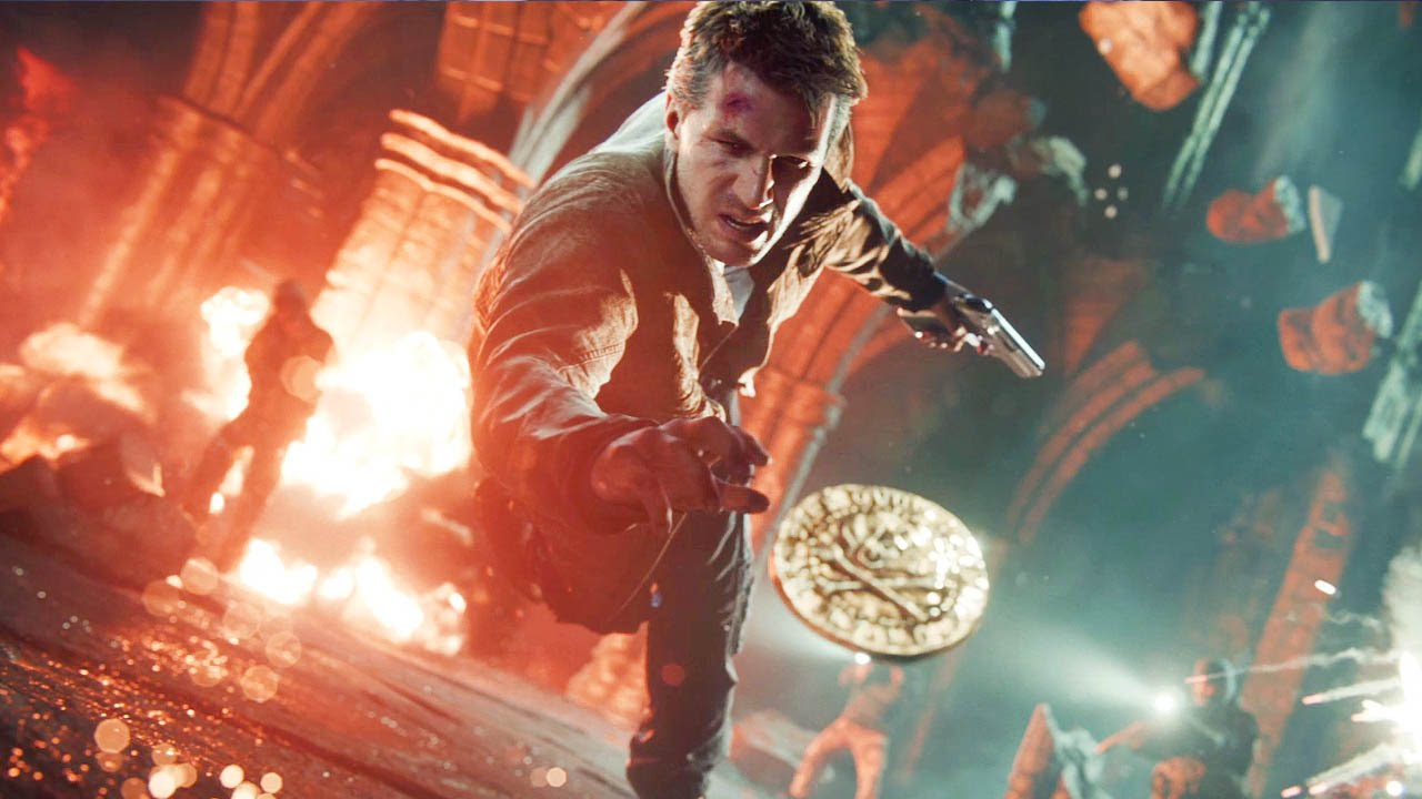 Here's Our First Look at Tom Holland as Nathan Drake in Uncharted Movie