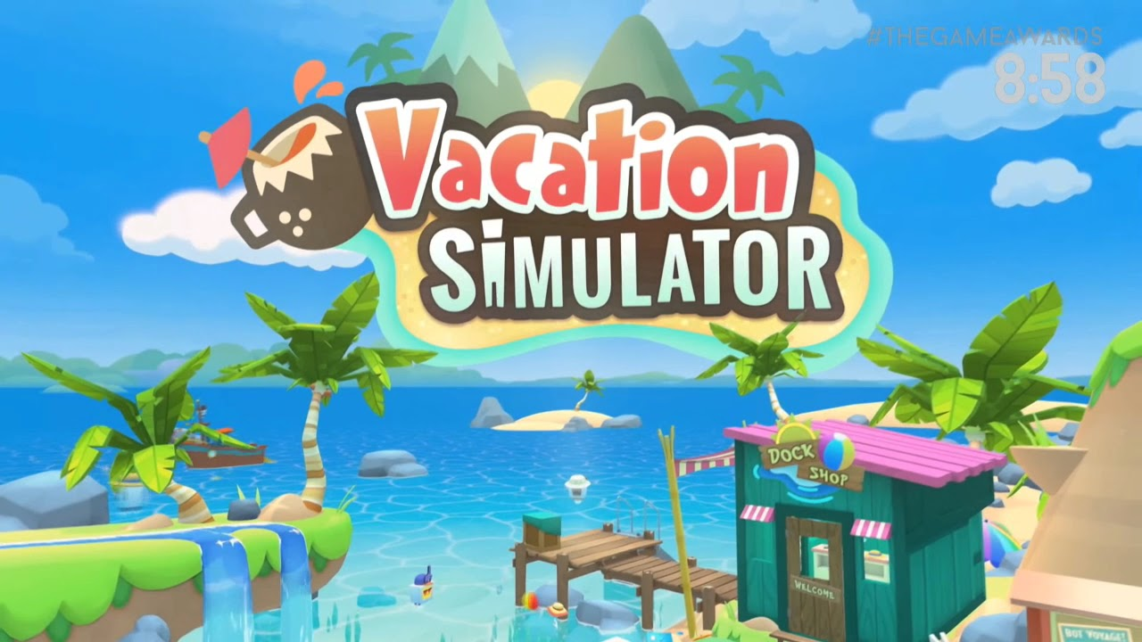 Vacation Simulator Announced for VR Platforms