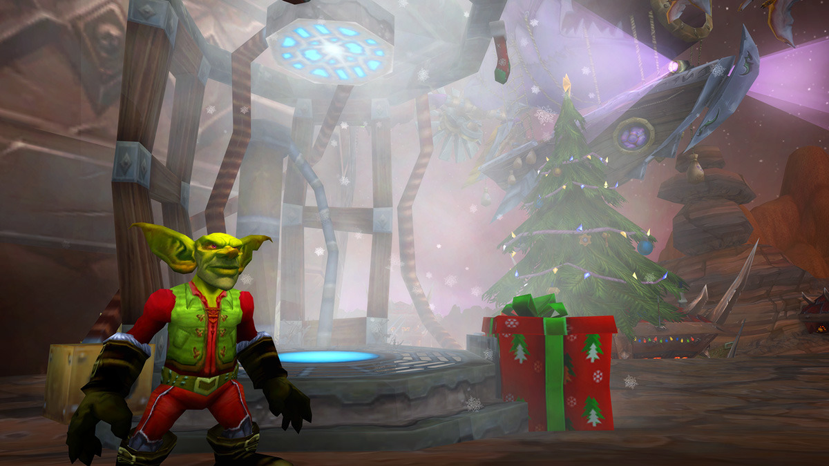 world of warcraft christmas event starts heres what to expect - World Of Warcraft Christmas