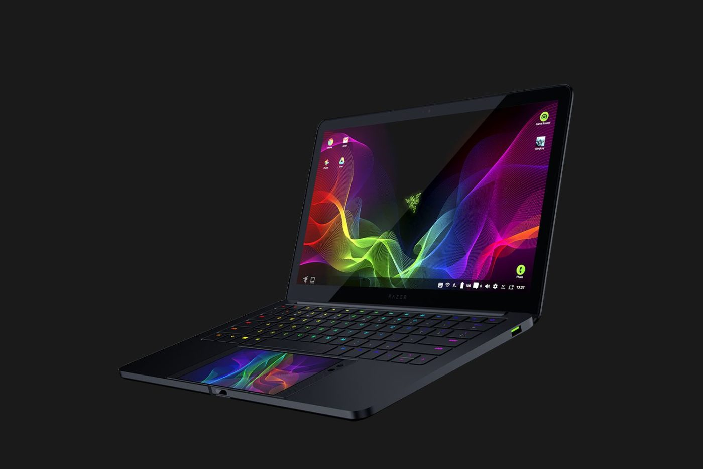 "CES 2018: Razer Lets You Combine Its Smartphone and Laptop Into One, Called ""Project Linda"""