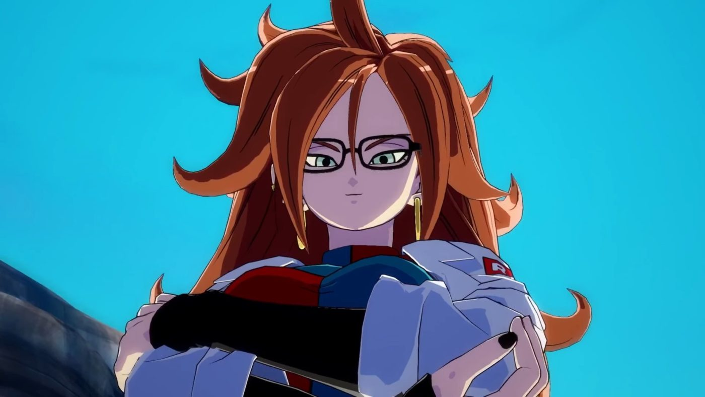 Android 21 rounds out dragon ball fighterz roster - Dragon ball z 21 ...