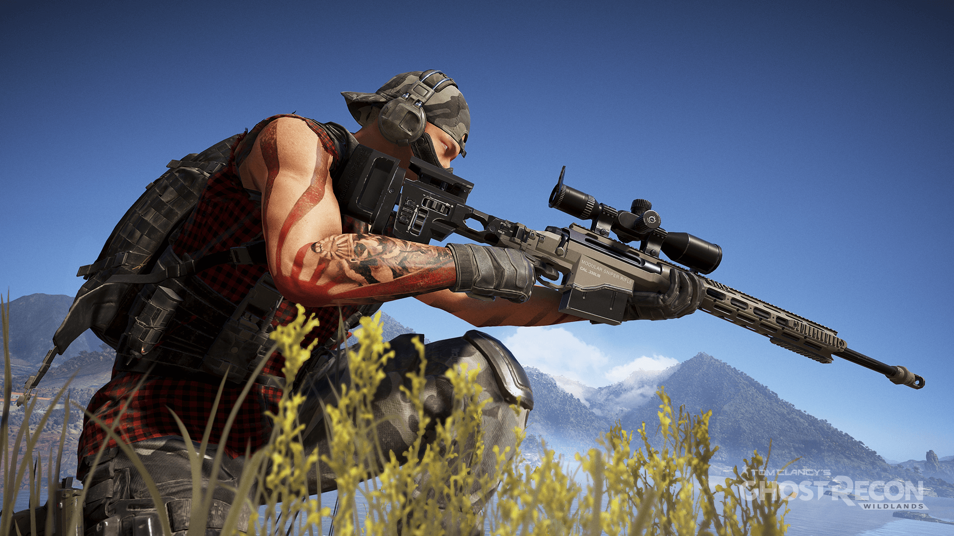 ghost recon wildlands free