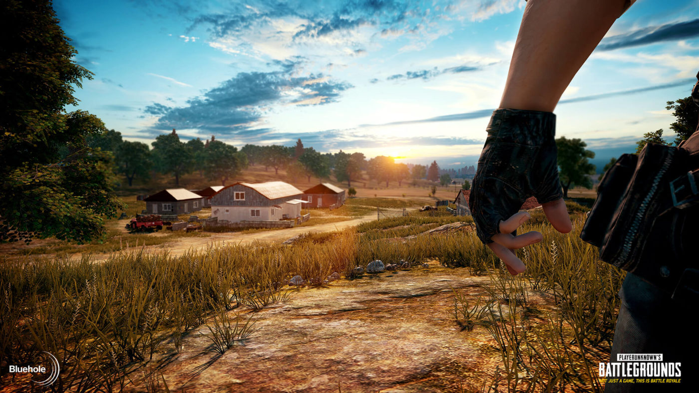 PUBG Hits 4 Million Players on Xbox One