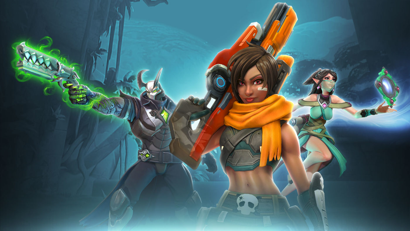 Paladins: Battlegrounds Bringing Battle Royale To F2P