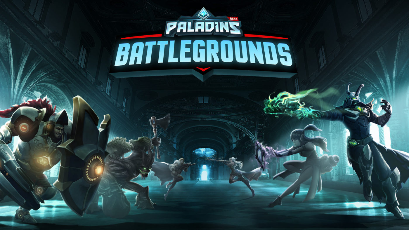 Paladins: Battlegrounds Moniker Explained As Hi-Rez Studios Doubles Down On Name