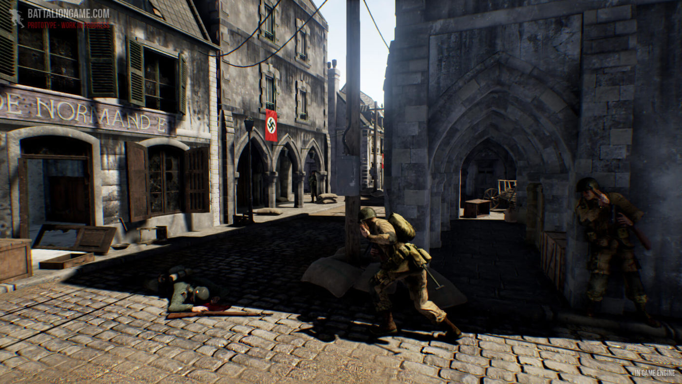 Battalion 1944 Heads To Early Access 1st February, Beta Weekend In January