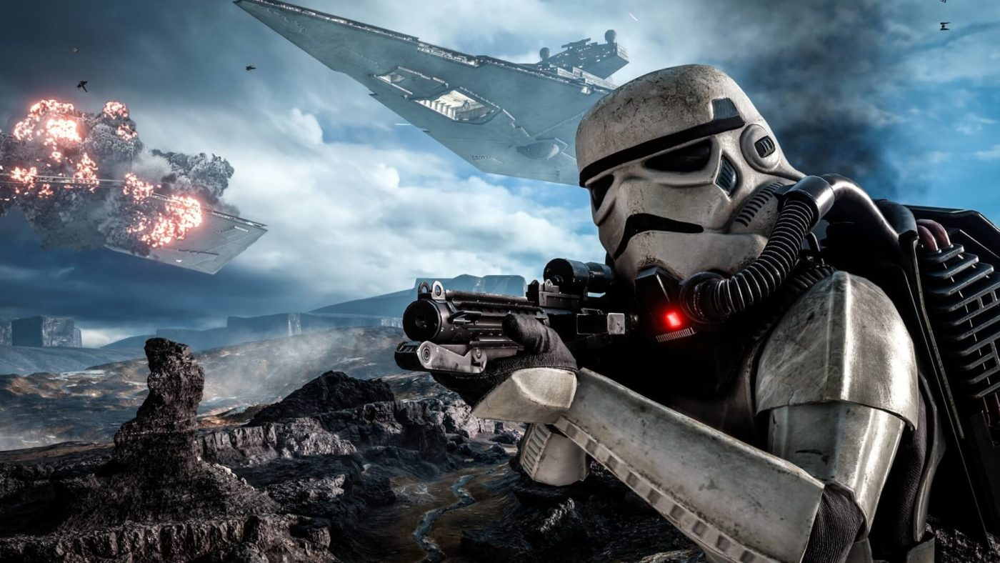 star wars battlefront franchise sales