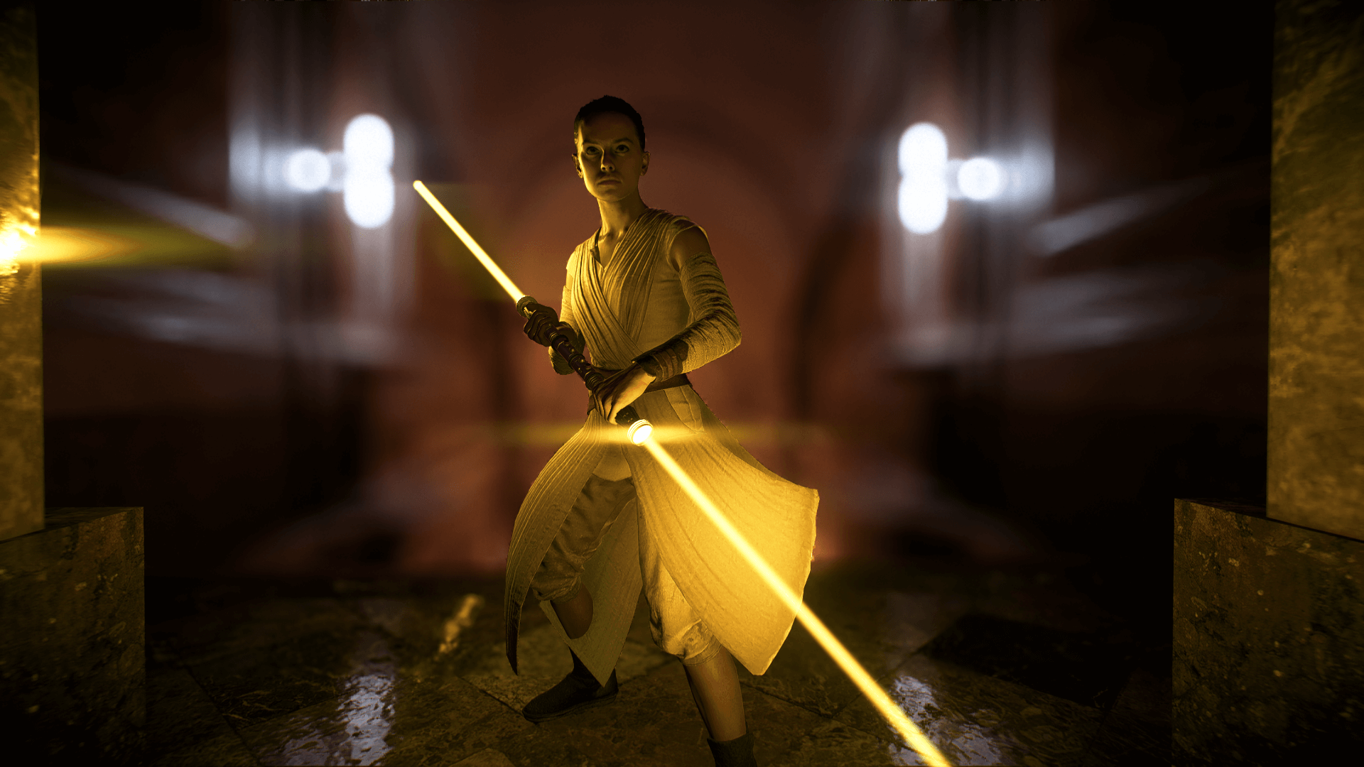 New Battlefront II Mods Include Custom 32v32 AI Bot Battles, Sith Rey Character & More