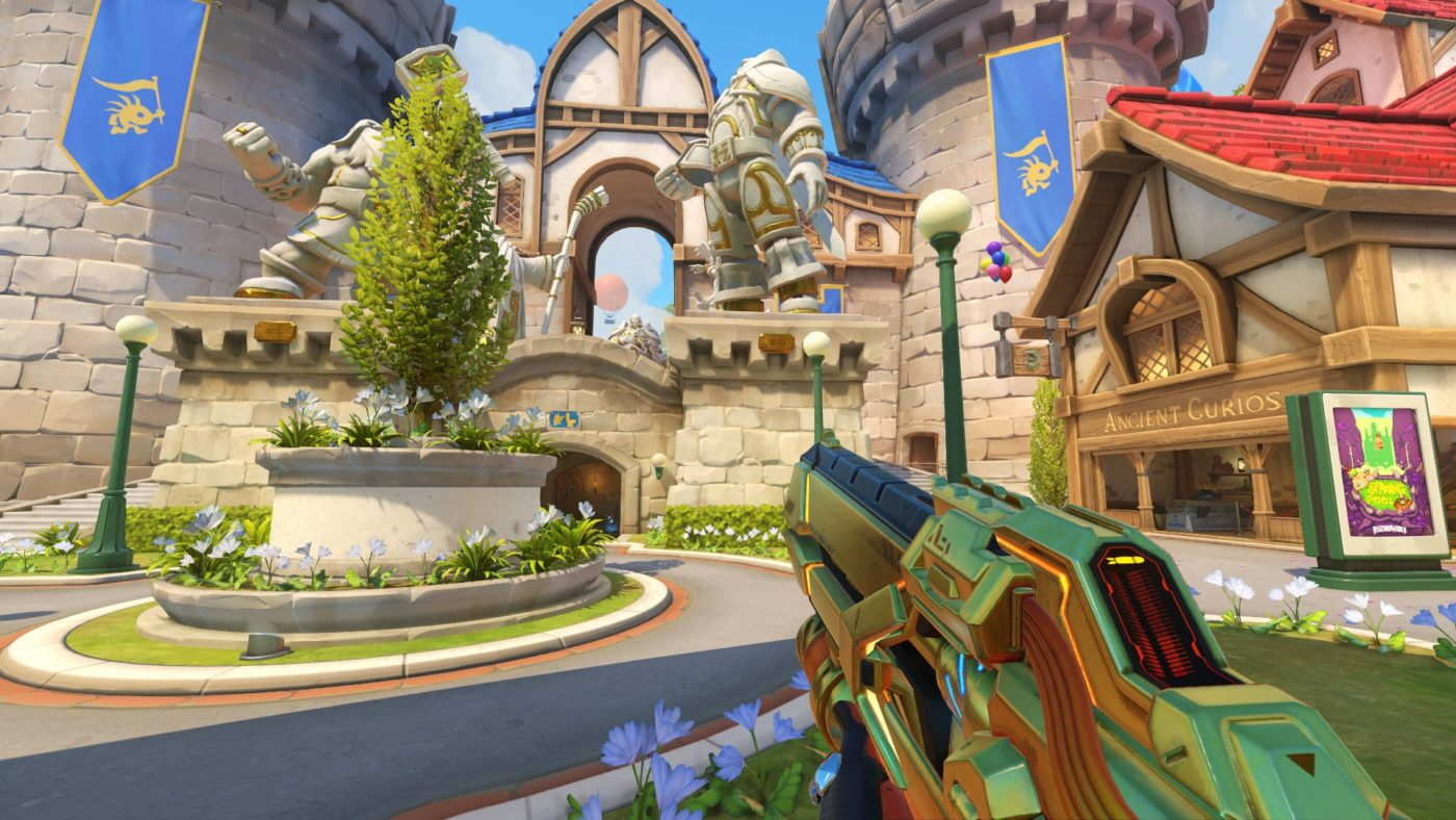 Overwatch Blizzard World Release Date Revealed New Map Coming Very Soon