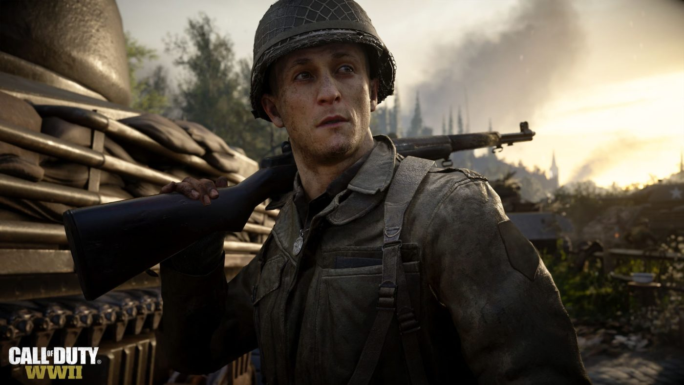 New Call of Duty: WWII Twitch Prime Loot Offers Resistance Boosters