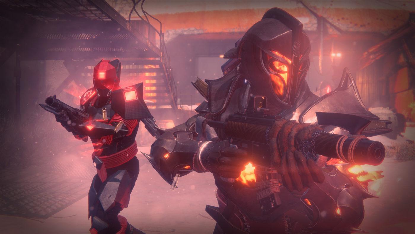 Destiny 2 Assets Suggest A Crimson Days Revival Is Coming