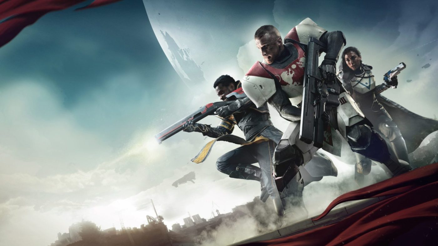 Bungie Explains Destiny 2's Lack of Faction Weapons in First Rally