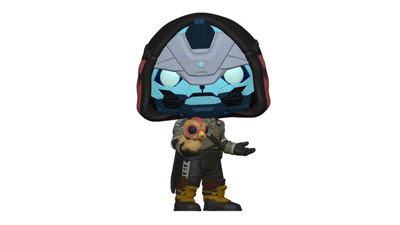 """Halo & Destiny Funko Toys Revealed, There's a """"Cayde With"""